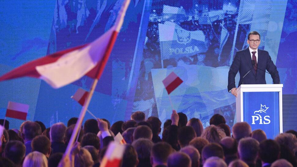 Konwencja PiS. Obietnice na jesienne wybory