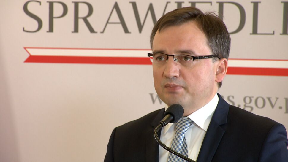 """Brak reakcji na słowa Ziobry. """"PiS powinno skarcić ministra"""""""