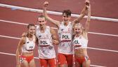 Tokio 2020. Polscy reprezentanci zdobyli złoto w sztafecie mieszanej 4x400 metrów