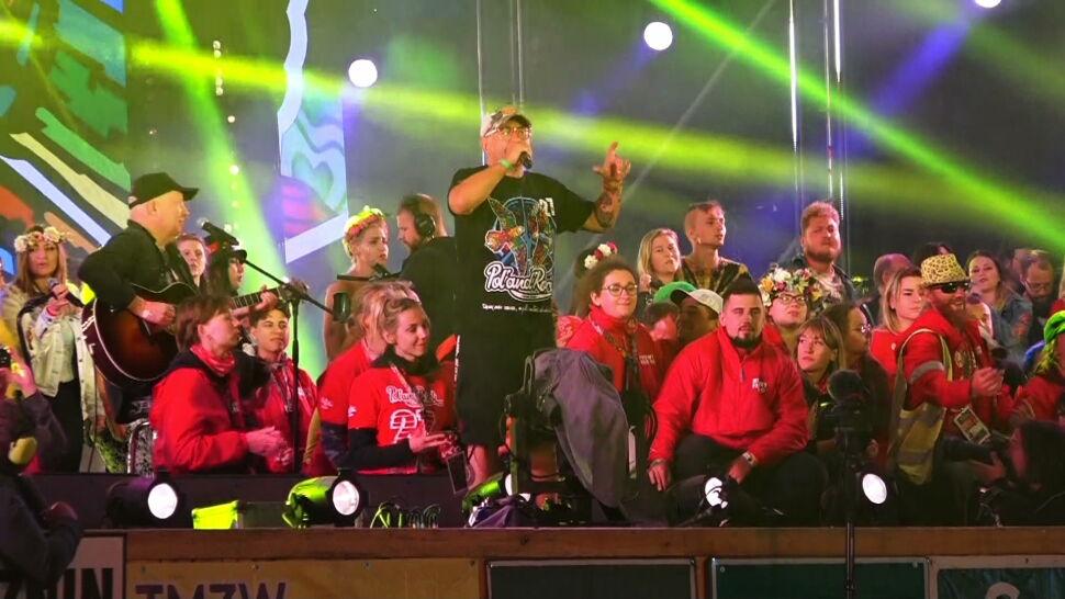 Zakończył się tegoroczny festiwal Pol'and'Rock