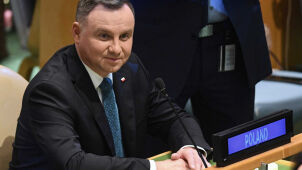 Polish and South Korean presidents spoke in New York on investments