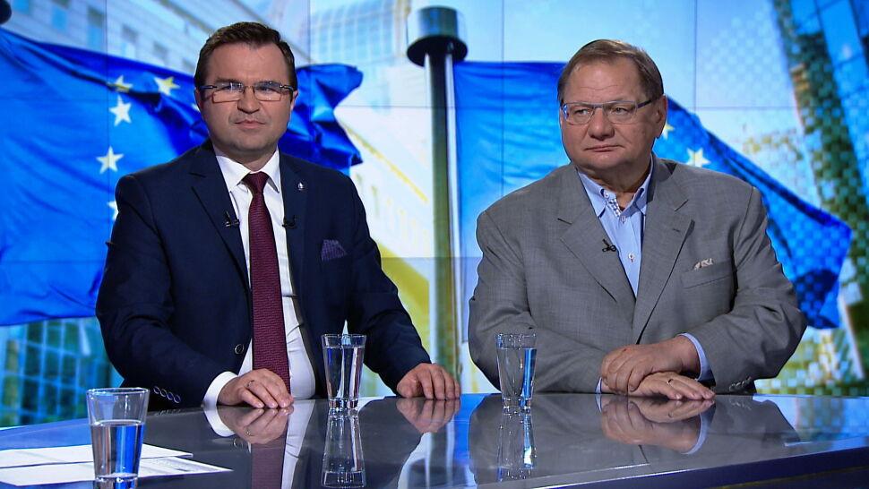 Girzyński: wstąpienie teraz do strefy euro byłoby za wczesne