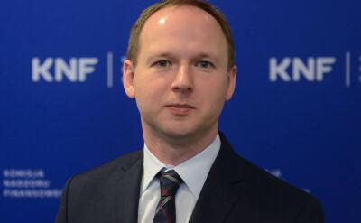 Szef KNF złożył biznesmenowi propozycję. Dymisja i śledztwo prokuratury
