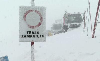 Fatalne warunki nie odstraszają. Turyści chodzą w góry i brną w kłopoty