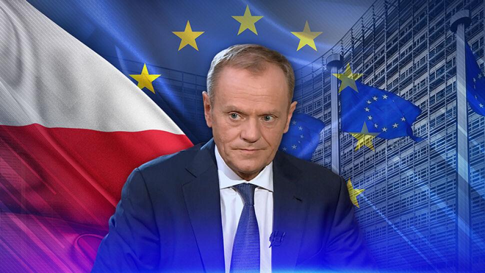 Morawiecki naprawi relacje z UE? Tusk: dobrze by było, gdyby pojawił się gest nowego otwarcia