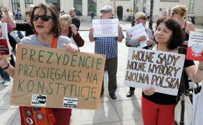 """""""Dzisiaj decyduje się przyszłość wolnej Polski"""". Czemu Sąd Najwyższy jest tak ważny"""