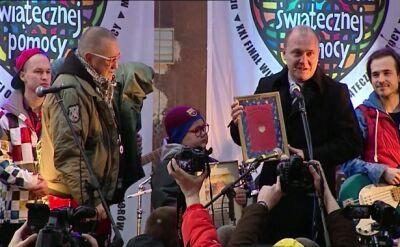 14.01.2014   Orkiestra zagrała dla Łukasza