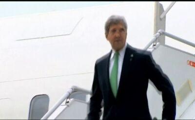31.10 | John Kerry spotka się z Radkiem Sikorskim