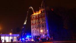 Pożar na Pradze
