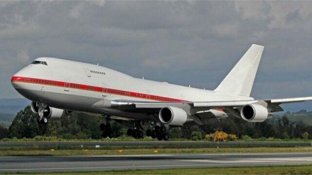Luksusowy rządowy samolot idzie pod młotek