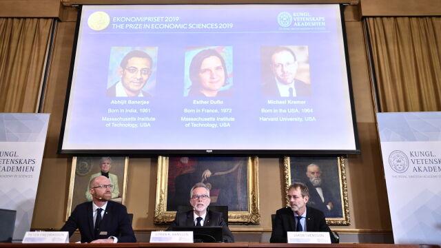 Ekonomiczny Nobel przyznany