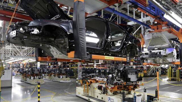 33 fabryki zamknięte. Strajkuje prawie 50 tysięcy pracowników motoryzacyjnego giganta