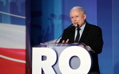 Kaczyński: pozwolę sobie w jednym miejscu nie zgodzić się z premierem
