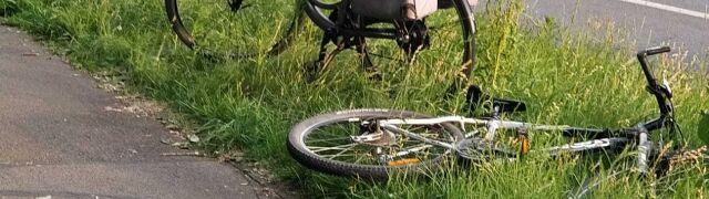 """Wypadek trojga rowerzystów. """"Jeden miał trzy promile we krwi"""""""