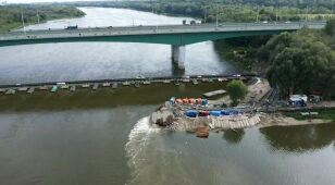 Zbudują rurociąg na moście Północnym.