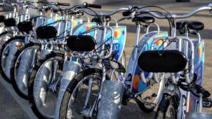 5 złotych za każdy odnaleziony rower