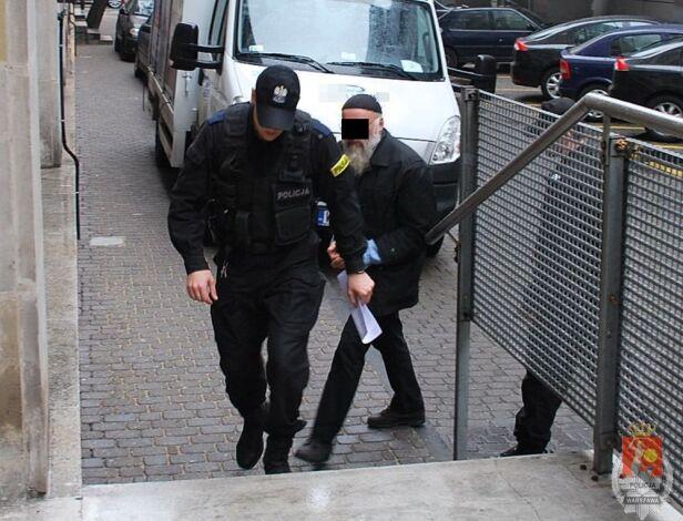 Wyrok w sprawie Mariusza K. jest już prawomocny Komenda Stołeczna Policji