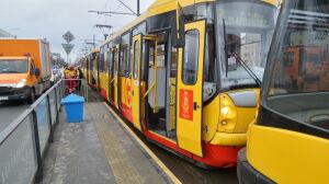 Znów zderzenie tramwajów. Tym razem w alei Krakowskiej
