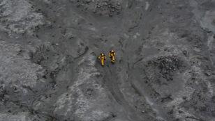 18 zabitych przez wulkan-wyspę