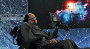 Odszedł Stephen Hawking. Można go postawić obok Einsteina