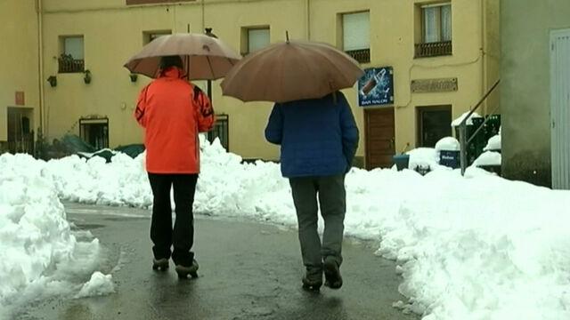 Niebezpieczna pogoda w Hiszpanii