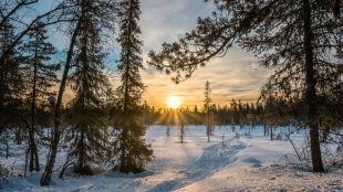 Prognoza pogody na dziś: słonecznie, ale miejscami popada śnieg