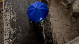 Prognoza pogody na jutro: przelotny deszcz i burze