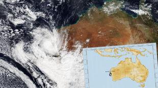 Ewakuują mieszkańców, układają worki z piaskiem. Niebezpieczny cyklon u wybrzeża Australii