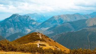 Prognoza na pięć dni. Uwaga na halny w Tatrach