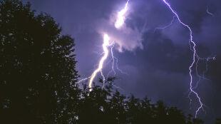 Groźna pogoda. Obowiązuje drugi stopień ostrzeżeń IMGW