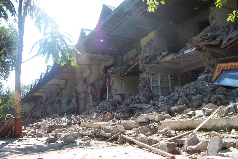 Trzęsienie ziemi w Kaszmirze