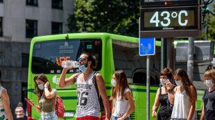 Ponad 40 stopni Celsjusza. Południe Europy w szponach upału