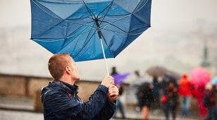 Intensywny deszcz i silny wiatr. Prognoza zagrożeń IMGW