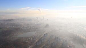 Smog zalega na Śląsku. W środę bezpłatne przejazdy dla kierowców