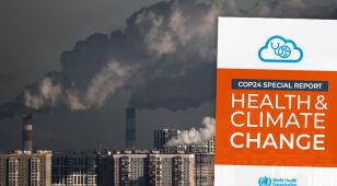 WHO: Porozumienie paryskie może ocalić milion istnień rocznie