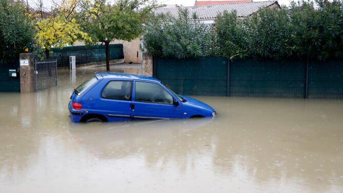Rośnie bilans ofiar śmiertelnych powodzi we Francji