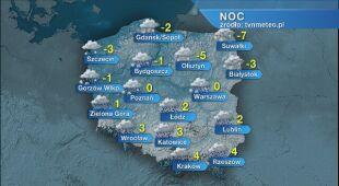 Prognoza pogody na noc 03/04.02